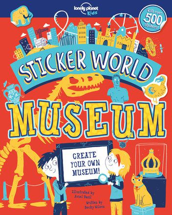 Sticker World - Museum (North and South America edition)