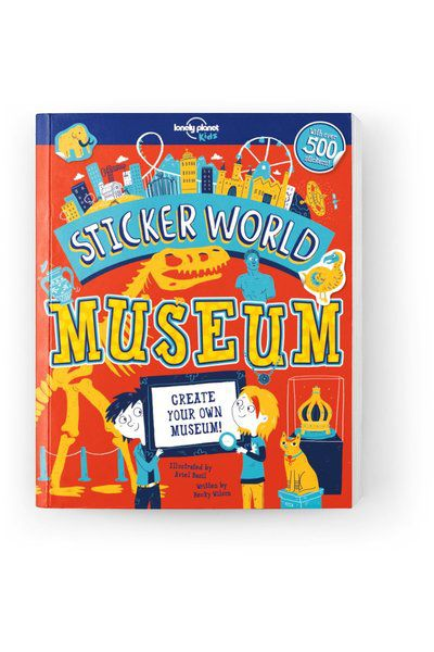 Sticker World - Museum [US] by Lonely Planet , Edition - 1