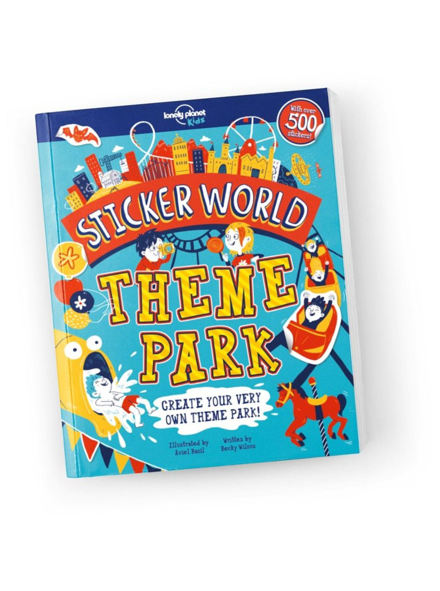 Sticker World: Theme Park