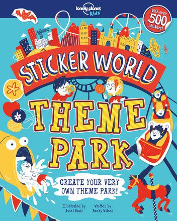 Sticker World: Theme Park (North & Latin America edition)
