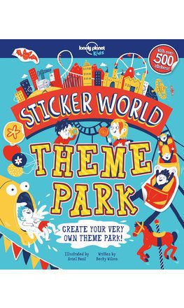 Sticker World - Theme Park (North and South America edition)