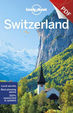 Switzerland - Fribourg, Drei-seen-land & the Jura (PDF Chapter)