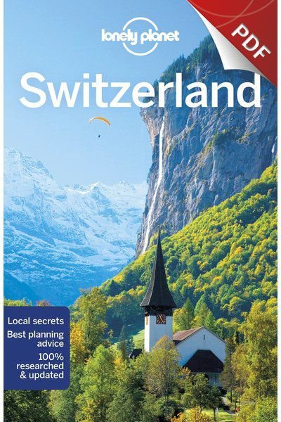 Switzerland - Lake Geneva & Vaud (PDF Chapter)