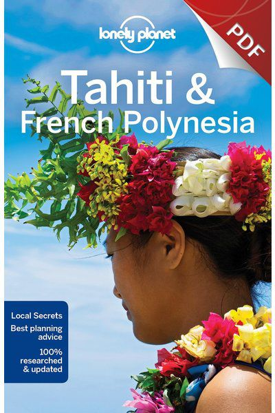 Tahiti & French Polynesia - Maupiti (PDF Chapter)