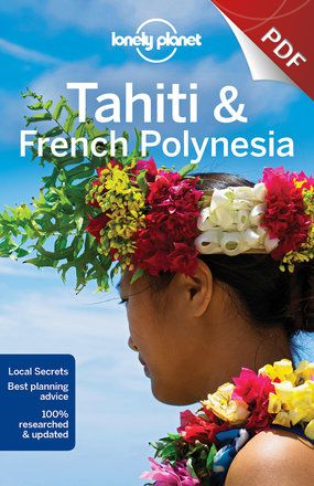 Tahiti & French Polynesia - Mo'orea (PDF Chapter)
