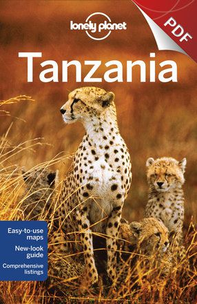 Tanzania - Central Tanzania (PDF Chapter)
