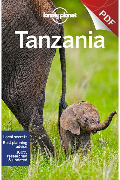 Tanzania - Plan your trip (PDF Chapter)