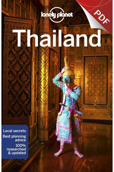 Thailand 17 - Phuket & the Andaman Coast, Edition - 17 eBook by Lonely Planet