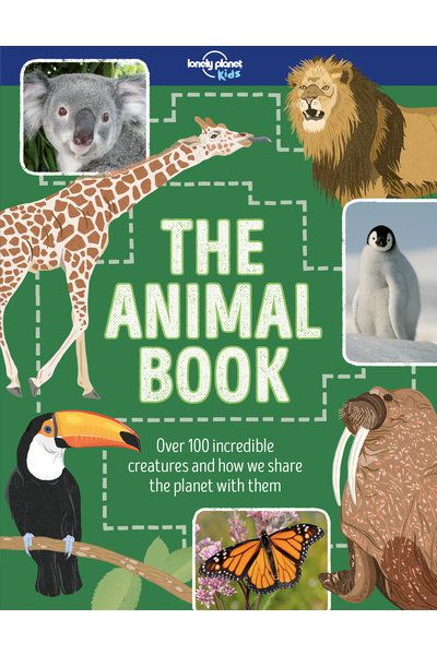 The Animal Book Lonely Planet Shop Lonely Planet Us