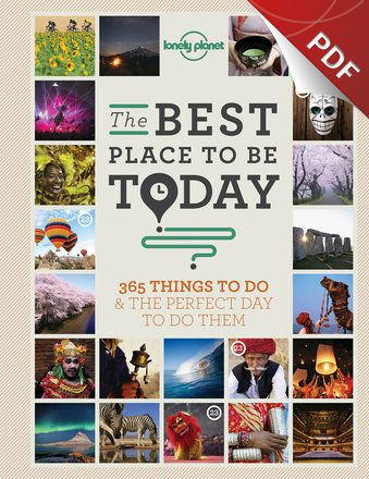 The Best Place to be Today - January (PDF Chapter)