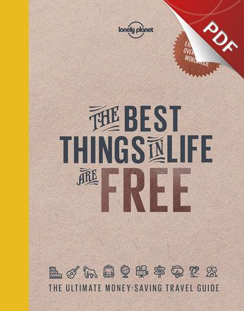The Best Things in Life are Free - South America (PDF Chapter)