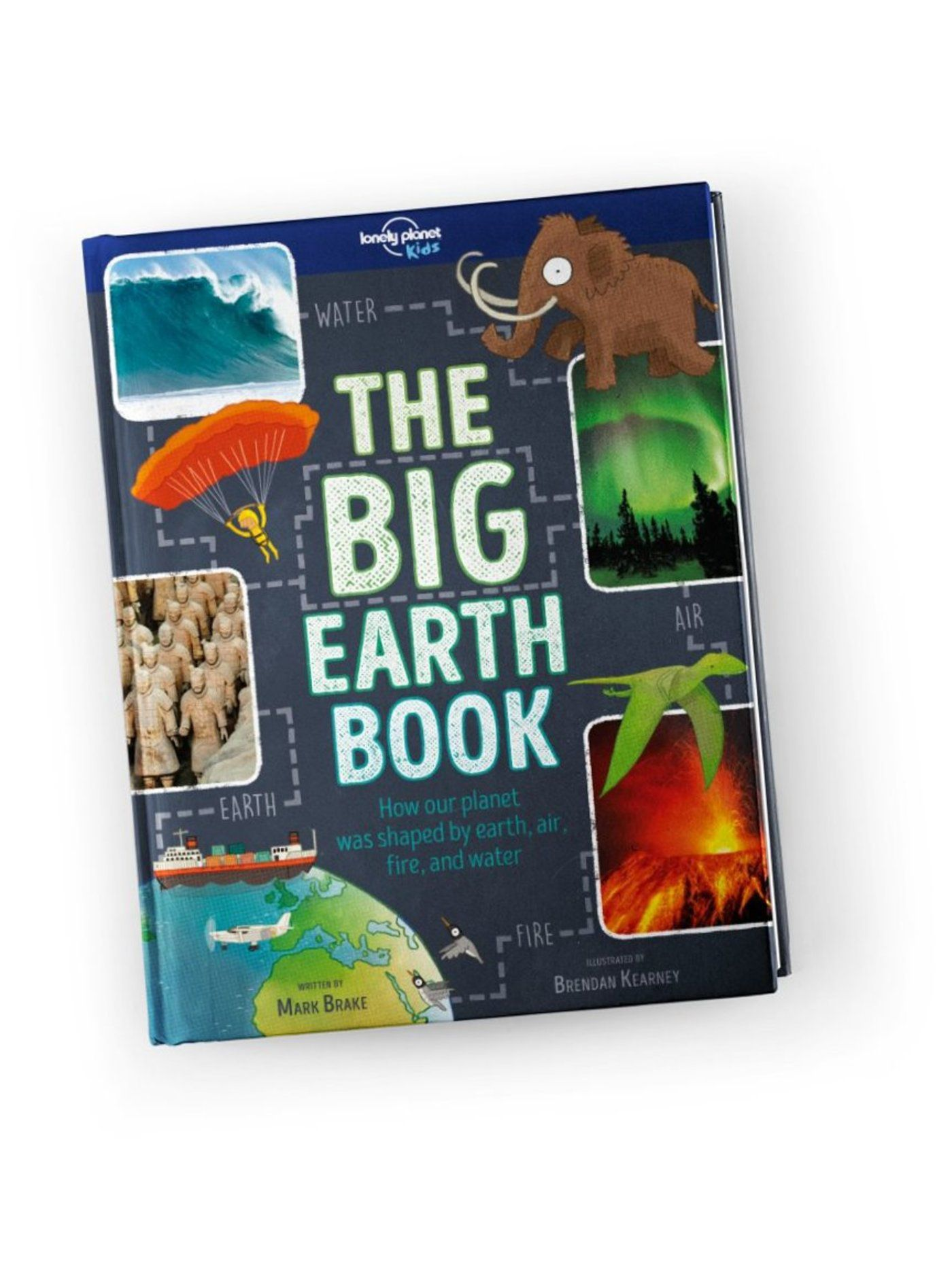The Big Earth Book (North and South America edition)