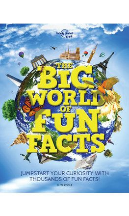 The Big World of Fun Facts (North & South America edition)