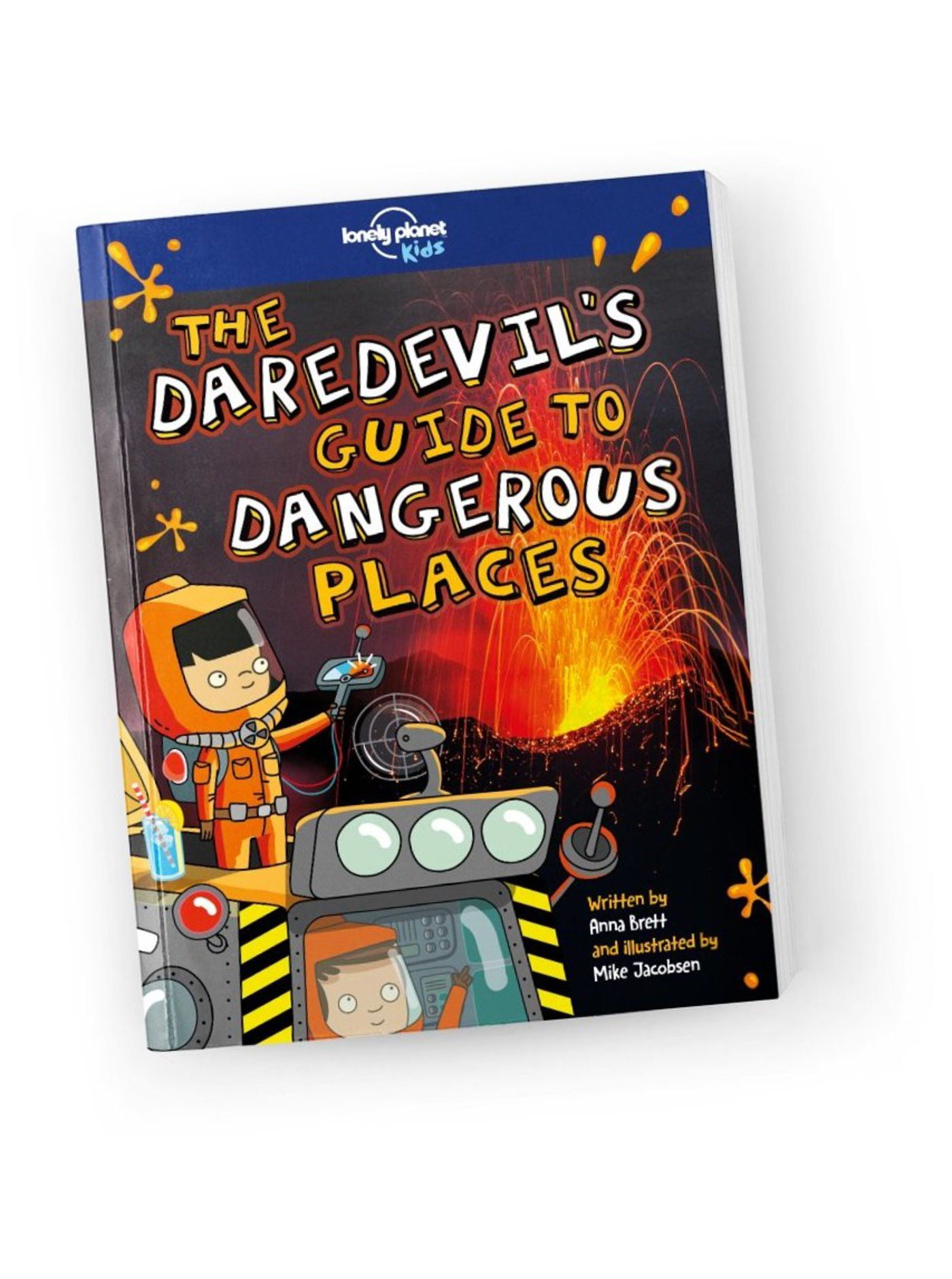The Daredevil's Guide to Dangerous Places