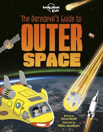 The Daredevil's Guide to Outer Space (North & South America edition)