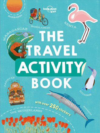 The Travel Activity Book (North and South America edition)