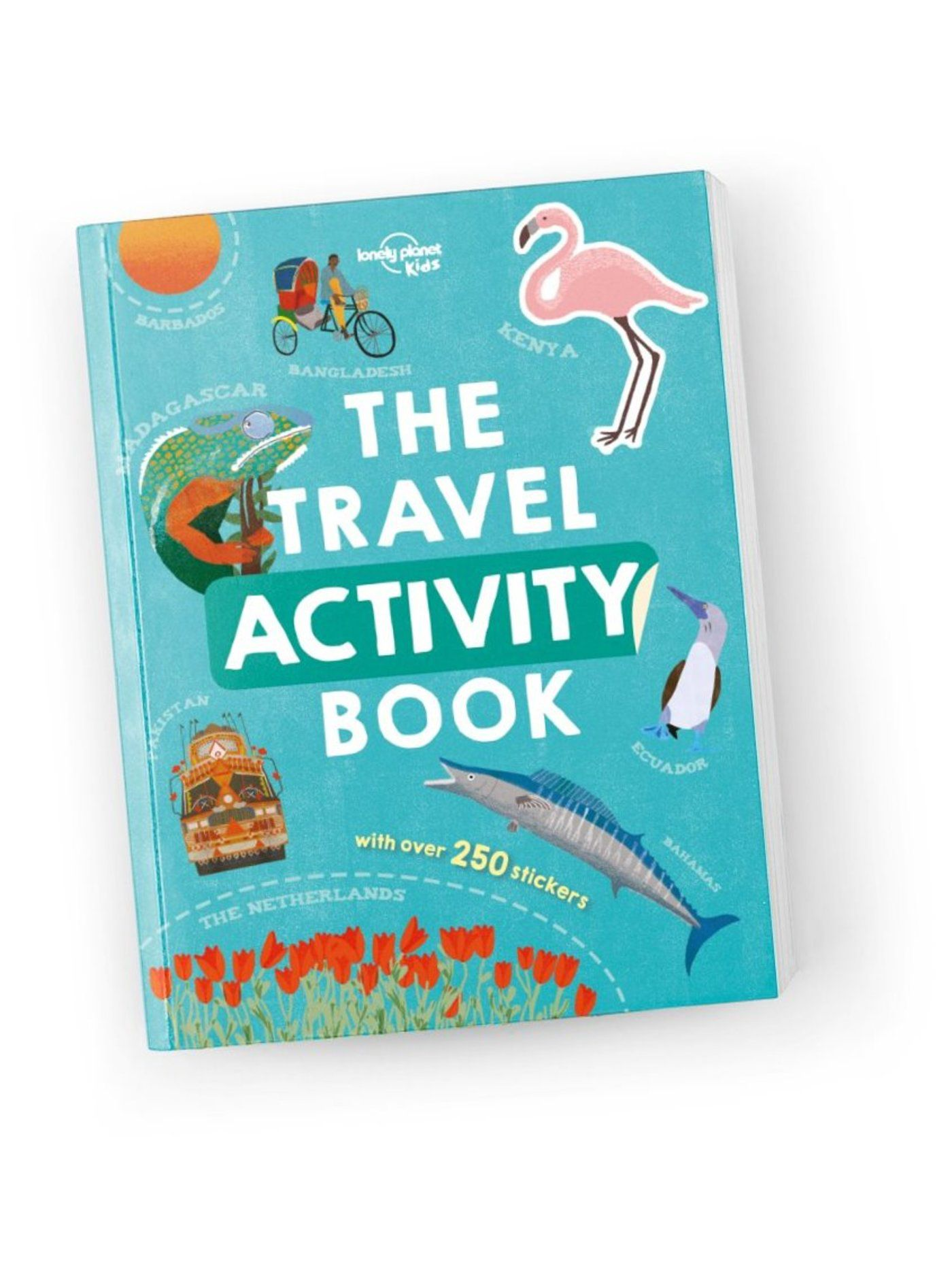 The Travel Activity Book (North & South America edition)
