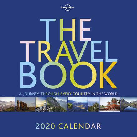 The Travel Book Calendar 2020 (North & South America edition)