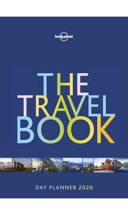 The Travel Book Day Planner 2020