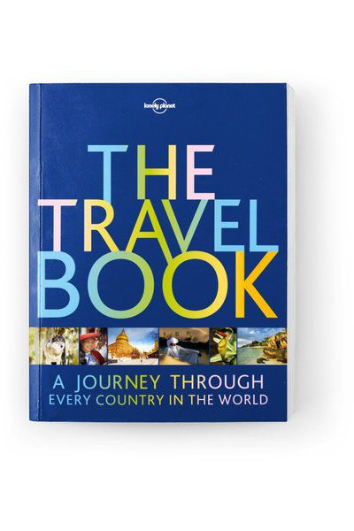 The Travel Book [paperback] by Lonely Planet , Edition - 3