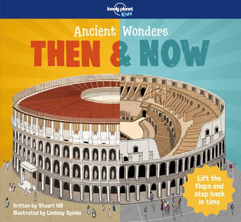 Then & Now - Ancient Wonders (North and South America edition)