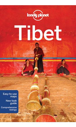 Tibet travel guide - 9th edition