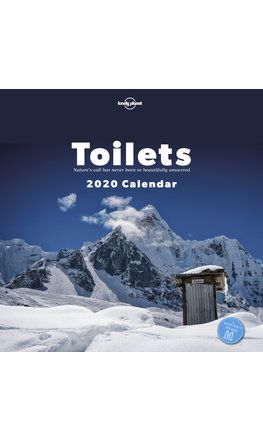 Toilets Calendar 2020 (North & South America edition)