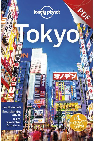 Tokyo - Understand Tokyo and Survuval Guide (PDF Chapter)