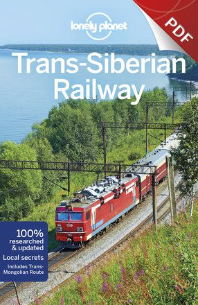 Trans-Siberian Railway - The Trans-Mongolian Route (PDF Chapter)