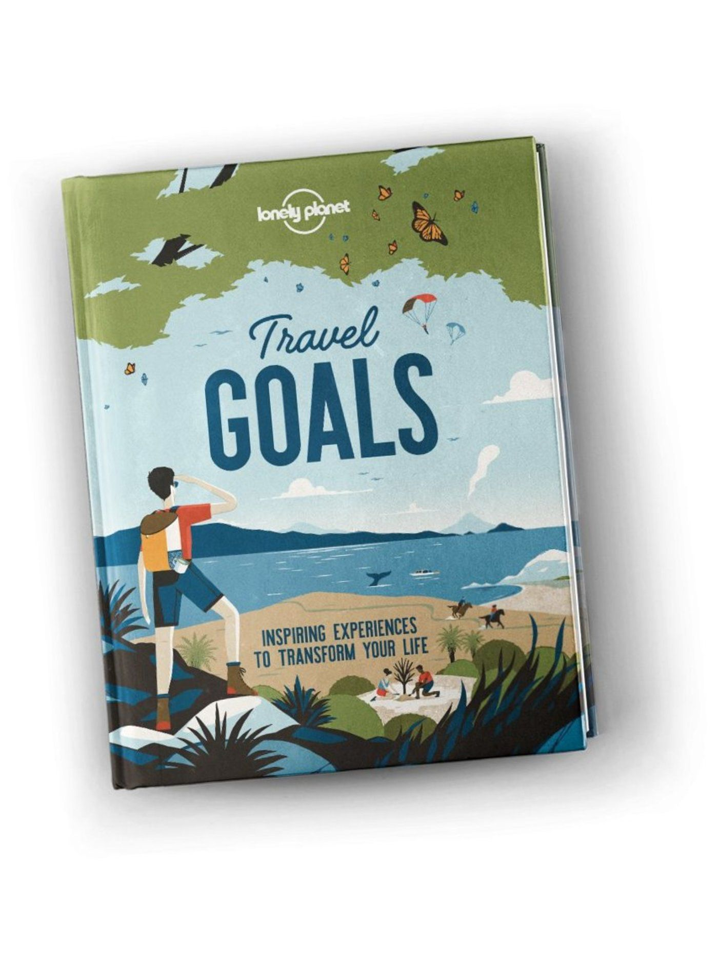 Travel Goals: Inspiring Experiences to Transform Your Life (North & South America edition)