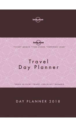 Lonely Planet's Travel Day Planner 2018 (North & Latin America Edition)
