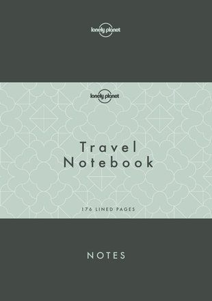 Lonely Planet's Travel Notebook