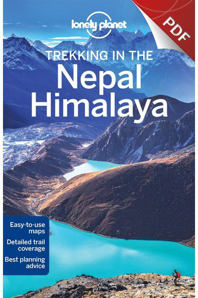 Trekking in the Nepal Himalaya - Langtang, Helambu & Manaslu (PDF Chapter)