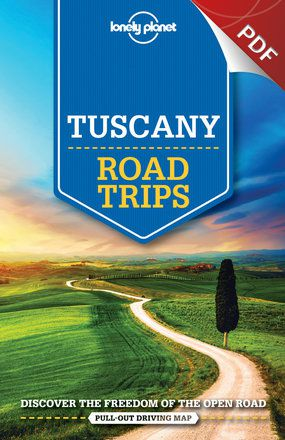Tuscany Road Trips - Tuscan Landscapes Trip (PDF Chapter)