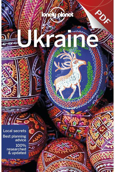 Ukraine - Eastern Ukraine (PDF Chapter)