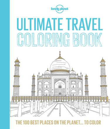 Ultimate Travel Coloring in Book (North & Latin America Edition)