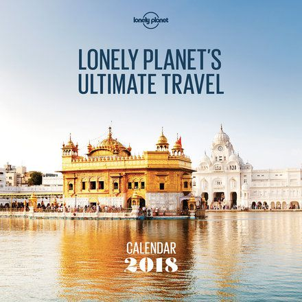 Ultimate Travel Wall Calendar 2018 (North & Latin America Edition)