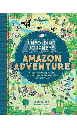 Unfolding Journeys- Amazon Adventrues (North and South America edition)