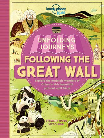 Unfolding Journeys: Following the Great Wall (North and South America edition)