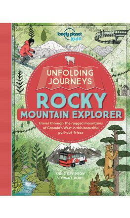 Unfolding Journeys: Rocky Mountain Explorer (North and South America edition)