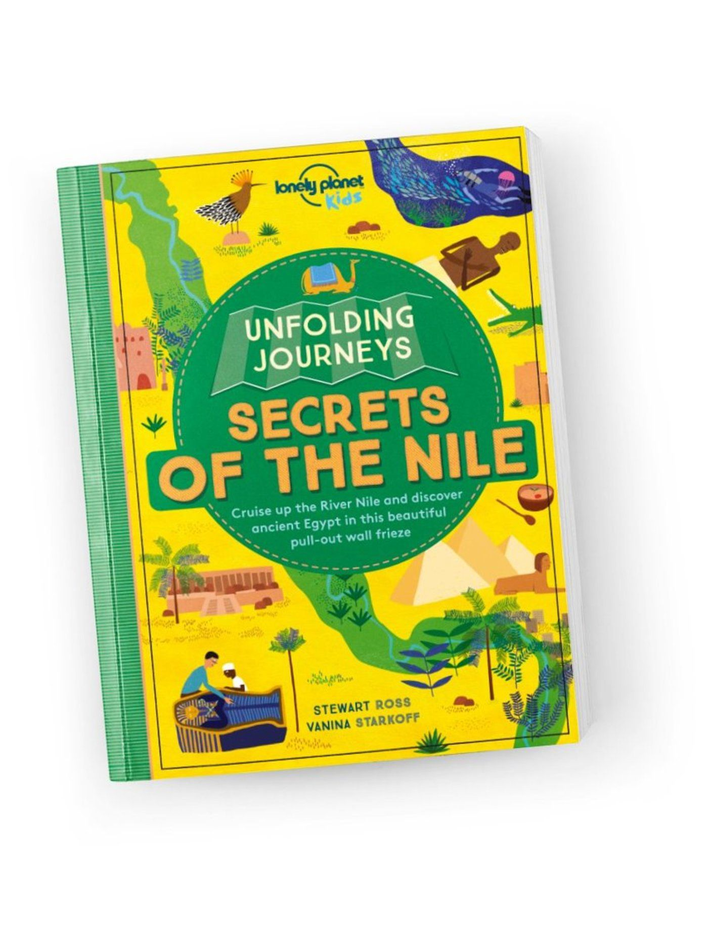 Unfolding Journeys: Secrets of the Nile