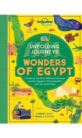 Unfolding Journeys - Egypt (North and South America edition)