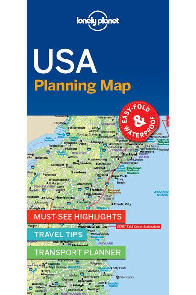 usa planning map lonely planet shop lonely planet us rh shop lonelyplanet com Lonely Planet Books Lonely Planet USA