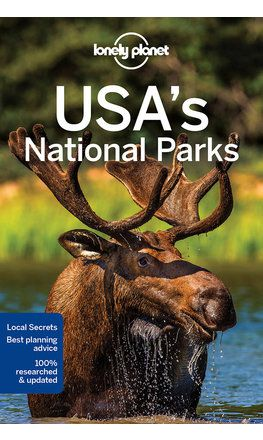 USA's National Parks - 1st edition
