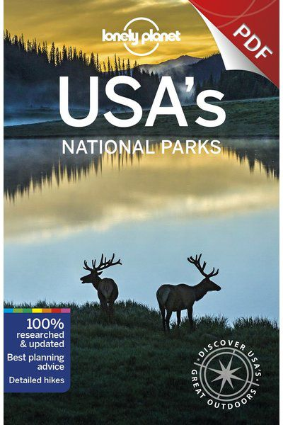 USA's National Parks - Alaska & the Pacific Northwest (PDF Chapter)