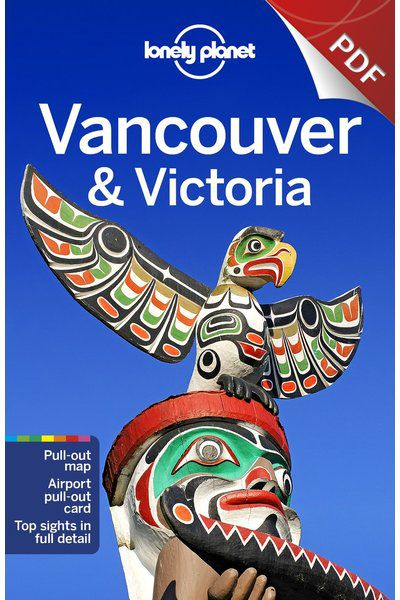 Vancouver & Victoria - Gastown & Chinatown (PDF Chapter)