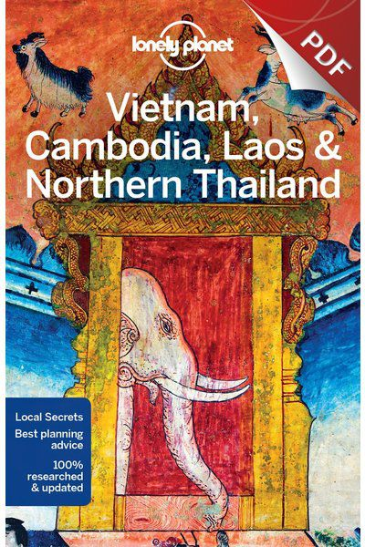 Vietnam, Cambodia, Laos & Northern Thailand - Cambodia (PDF Chapter)