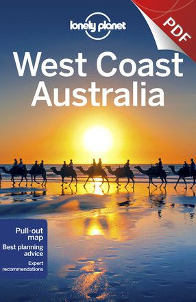 West Coast Australia - Monkey Mia & the Central West (PDF Chapter)