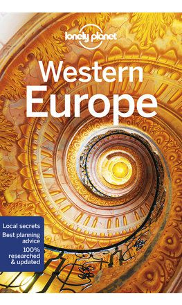 Western Europe travel guide - 14th edition