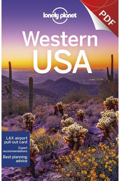 Western USA - Plan your trip (PDF Chapter)